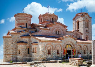 Byzantinische Kirche - Ohrid