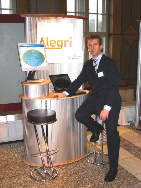 Stefan Spangenberg auf einer Veranstaltung 2006